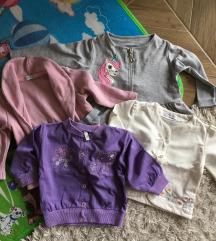 Majice i Bodici na duge rukave za bebe