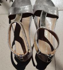%%2.500-Antonella Rossi sandale, koža