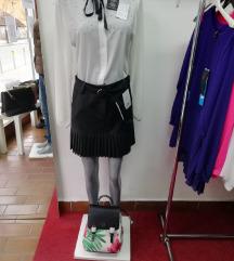 Kozna suknjica i kosuljica
