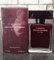 Narciso For Her L Absolu % 3000