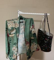 Kimono ogrtač like ZARA