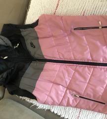 Nike original prsluk roze - crn