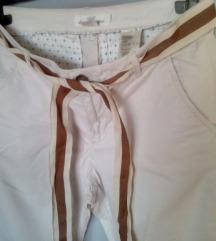 H&M bež pantalone 36