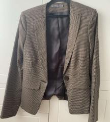 P. S. Fashion karirani sako, veličina 38, NOVO