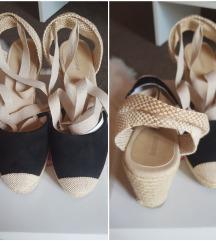 Sandale-espadrile