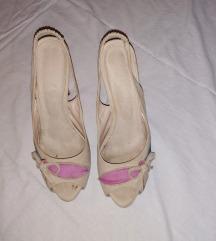 Sandale na štiklu