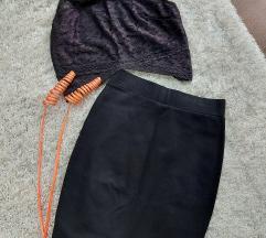 Komplet suknja + bluza