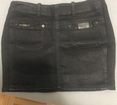 Suknja crna voskirana diesel