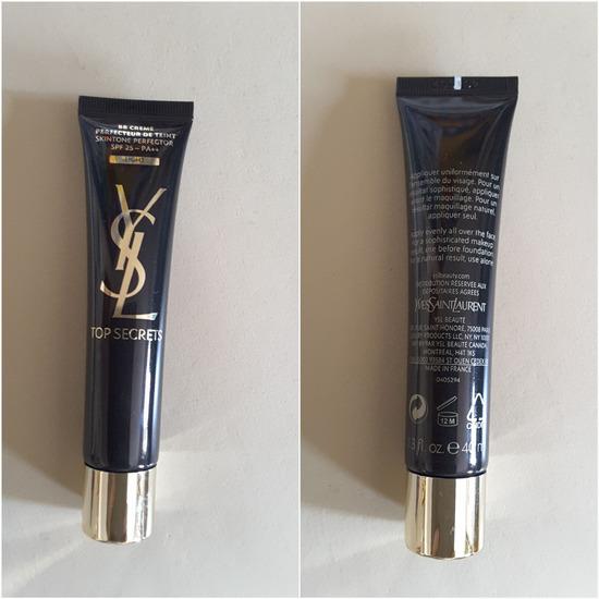 YSL Top Secrets BB Cream, original