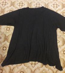 Crna tunika za punije
