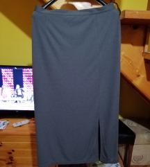 Siva duga suknja
