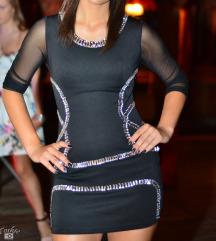 Crna haljina svecana