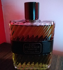Dior eau sauvage parfum 2012 dekanti