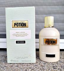 DSQUARED Potion body losion