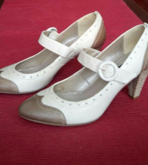 5th Avenue kozne cipele 39/38,5  kao Nove!