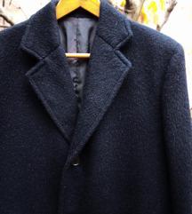 Unikatni muski vuneni kaput kao NOV
