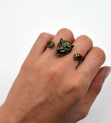 Accessorize ❤️dupli prsten