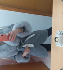 Kaputic prirodno krzno  alpaka s/m