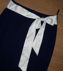 Teget suknja sa masnom vel. 36