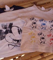 HM bluzice Mickey Mouse