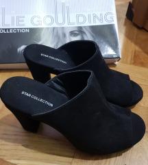 Crne papuce NOVO
