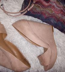 Stradivarius nude sandale