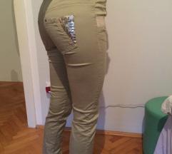 Nove sisley pantalone