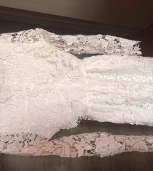 Svecana cipkana haljina