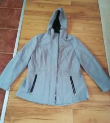 Siva ski jakna