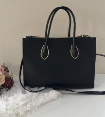 H&M crna torba