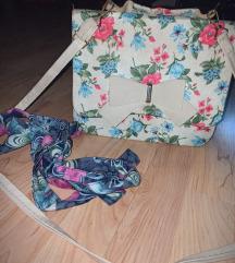 Cvetna torbica+poklon 🌺
