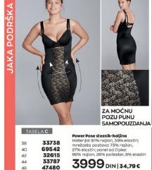 Steznik haljina Body Ilusion