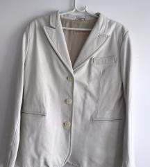 Leonardo Kožna jakna 42 NOVA