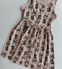 Pamucna Hm haljina