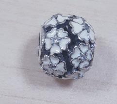 PANDORA jagorčevina srebro
