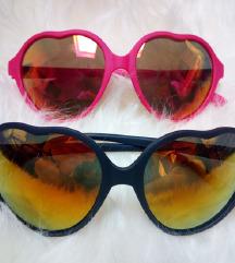 NOVE naočare (oba para za 300)