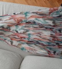 suknja, nenosena