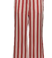 Nove Notes du nord pantalone od svile
