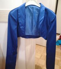 Italijanski sako kraljevsko plave boje