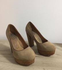 Cipele na štiklu 36