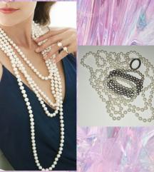 Biseri - ogrlica i narukvice