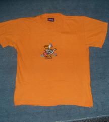 Narandzasta majica decija vel 140