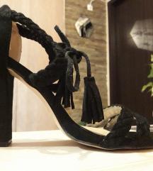 Crne sandale Vel. 37