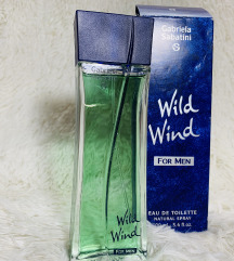 Wild Wind By Gabriela Sabatini100ml Men