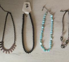 Ogrlice kom 120 / zajedno 400