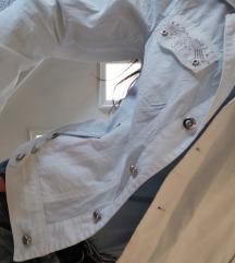 Prolećna jakna,bela