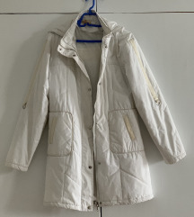 Zimska bela jakna
