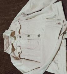 Roze teksas jaknica