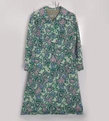 Haljina sa dugim rukavima