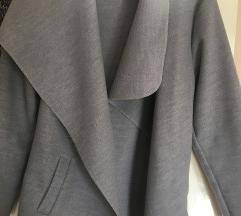 Siva zenska jaknica